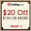 Cooking Promo Coupon Codes