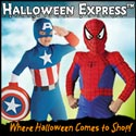 HalloweenExpress Coupon Codes