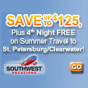 SouthWestVacations Promo Coupon Codes